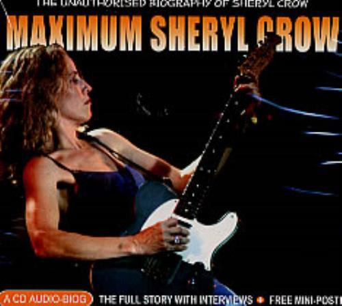 Sheryl Crow Maximum Sheryl CD album (CDLP) UK SCWCDMA223375