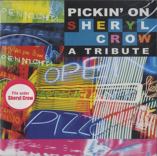 Sheryl Crow Pickin' On Sheryl Crow - A Tribute CD album (CDLP) US SCWCDPI464846