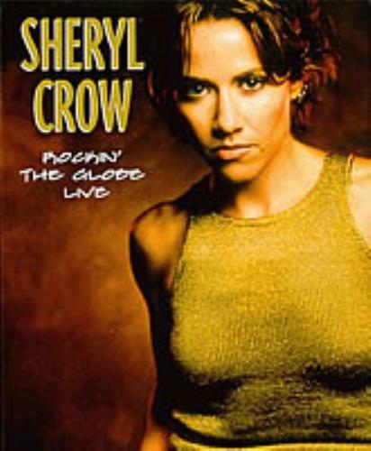 Sheryl Crow Rockin' The Globe Live Video CD Hong Kong SCWVDRO176212