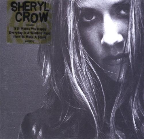 Sheryl Crow Sheryl Crow CD album (CDLP) UK SCWCDSH375453