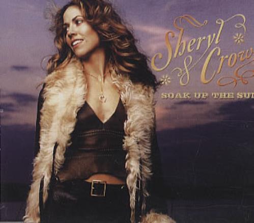 "Sheryl Crow Soak Up the Sun CD single (CD5 / 5"") Spanish SCWC5SO213137"
