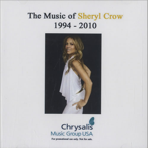 Sheryl Crow The Music Of Sheryl Crow 2 CD album set (Double CD) US SCW2CTH524923