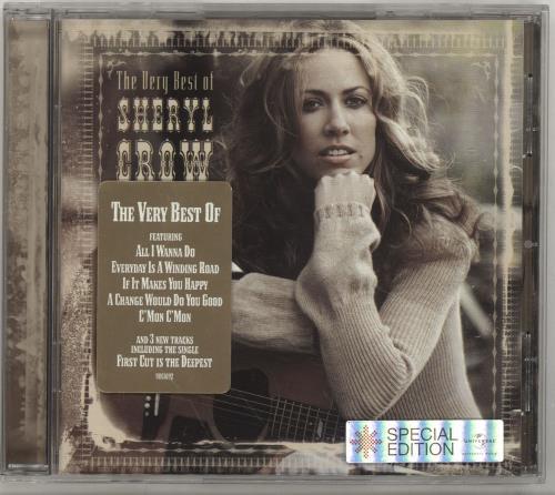 Sheryl Crow The Very Best Of CD album (CDLP) UK SCWCDTH258745