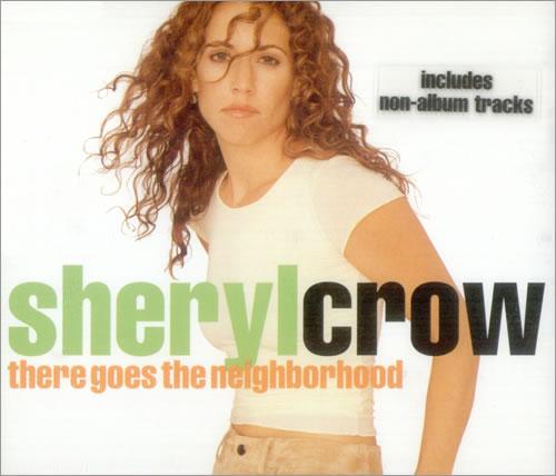 "Sheryl Crow There Goes The Neighborhood CD single (CD5 / 5"") UK SCWC5TH128588"