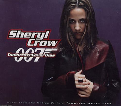 Sheryl Crow Tomorrow Never Dies 2-CD single set (Double CD single) UK SCW2STO138902