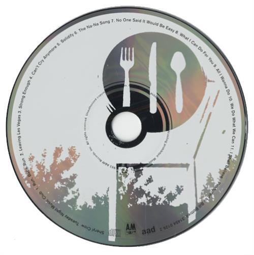 Sheryl Crow Tuesday Night - Pack CD album (CDLP) US SCWCDTU45392