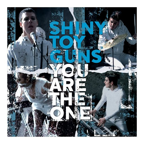 "Shiny Toy Guns You Are The One 7"" vinyl single (7 inch record) UK GU007YO397675"