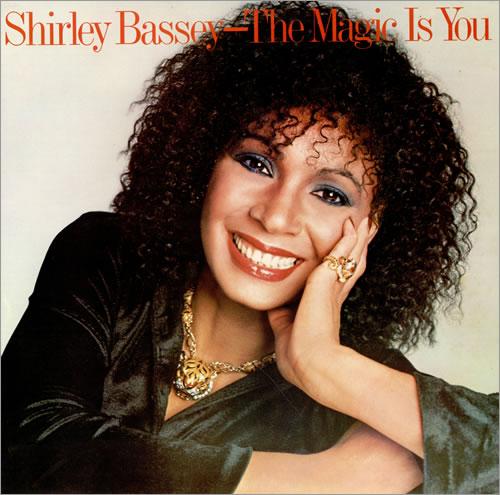 Shirley Bassey The Magic Is You Uk Vinyl Lp Album Lp