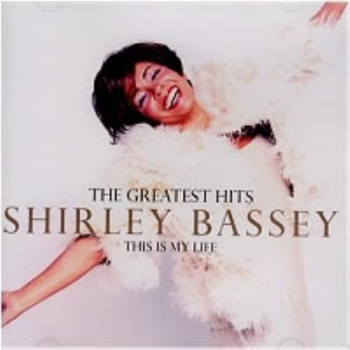 Shirley Bassey This Is My Life CD-R acetate UK SHBCRTH172592