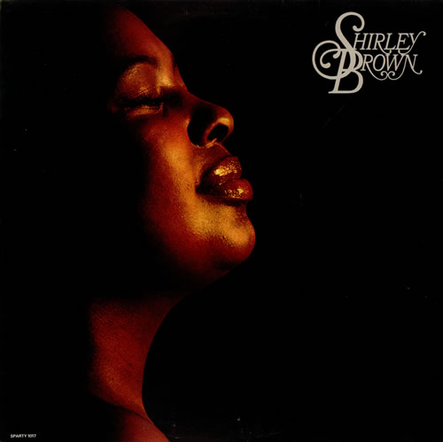 Shirley Brown Shirley Brown vinyl LP album (LP record) UK S1BLPSH497215
