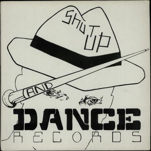 "Shut Up & Dance £20 To Get In 12"" vinyl single (12 inch record / Maxi-single) UK SHT12TO655780"