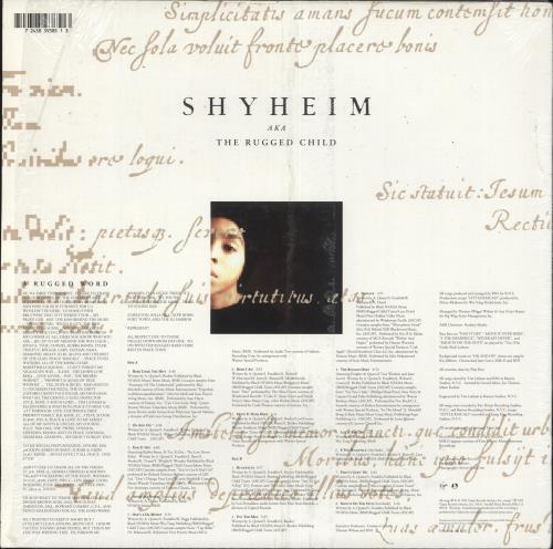 Shyheim A K The Rugged Child