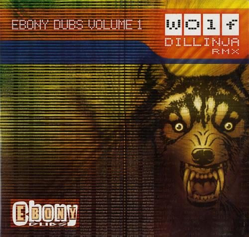 "Shy Fx Wolf - Dillinja RMX 12"" vinyl single (12 inch record / Maxi-single) UK VK012WO560608"