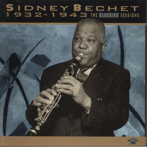 Sidney Bechet 1932-1943 The Bluebird Sessions Vinyl Box Set German SJBVXTH740693