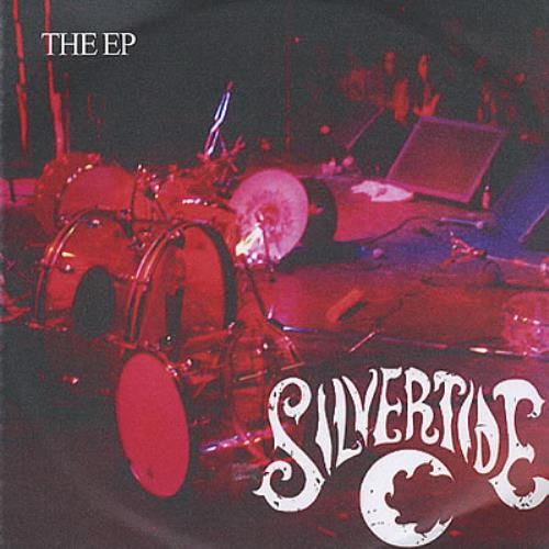 Silvertide The EP CD-R acetate UK SL0CRTH373273