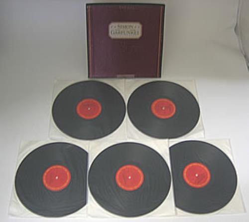 simon and garfunkel collected works vinyl