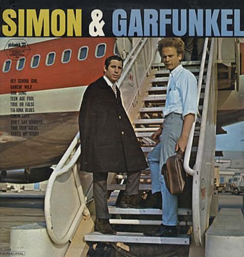 Simon & Garfunkel The Hit Sounds Of Simon & Garfunkel - Mono - Silver Label vinyl LP album (LP record) US SGFLPTH77894