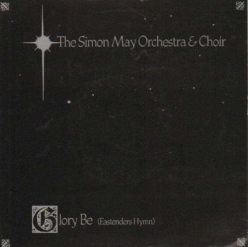 "Simon May Glory Be 7"" vinyl single (7 inch record) UK S6M07GL639899"