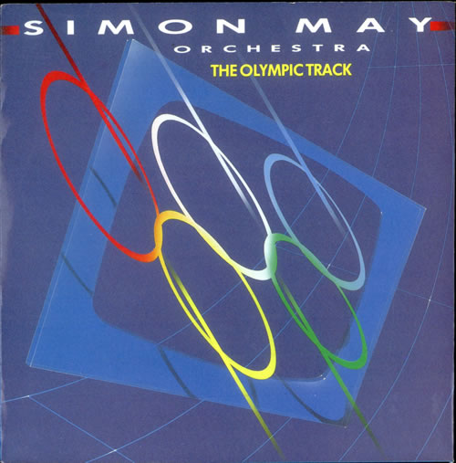 """Simon May The Olympic Track 7"""" vinyl single (7 inch record) UK S6M07TH515339"""