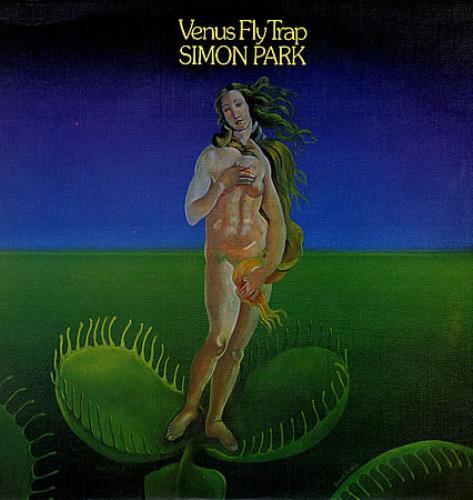 Simon Park Venus Fly Trap - Test Pressing vinyl LP album (LP record) UK S\PLPVE349106