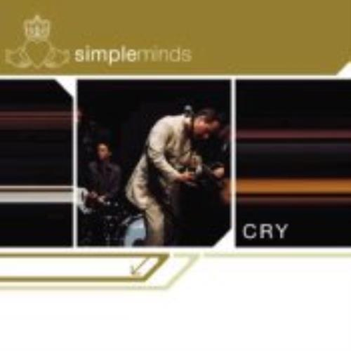 Simple Minds Cry CD album (CDLP) German SIMCDCR216129