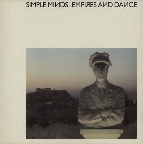 Simple Minds Empires And Dance - EX vinyl LP album (LP record) UK SIMLPEM697839