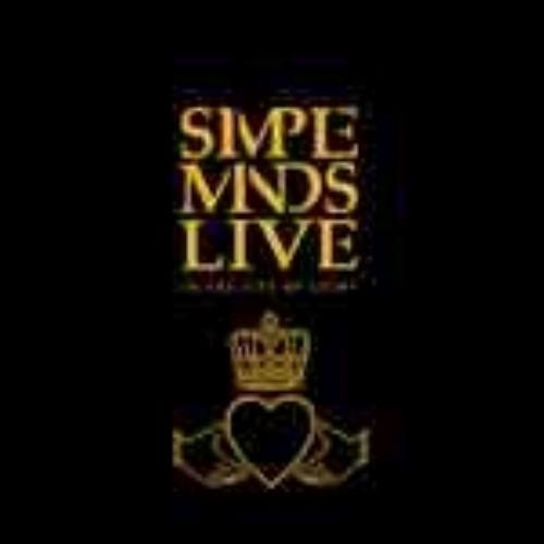 Simple Minds Live - In The City Of Light 2 CD album set (Double CD) UK SIM2CLI225803
