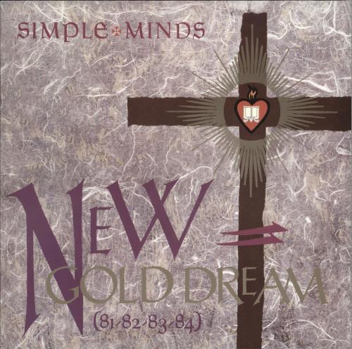 Simple Minds New Gold Dream (81-82-83-84) vinyl LP album (LP record) UK SIMLPNE766648