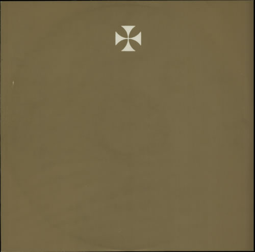 Simple Minds New Gold Dream - Gold Inner vinyl LP album (LP record) UK SIMLPNE49811