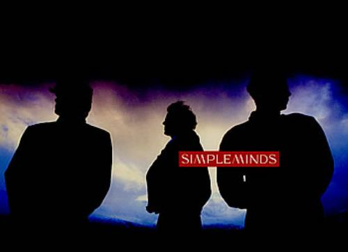 Simple Minds Street Fighting Years tour programme UK SIMTRST27821