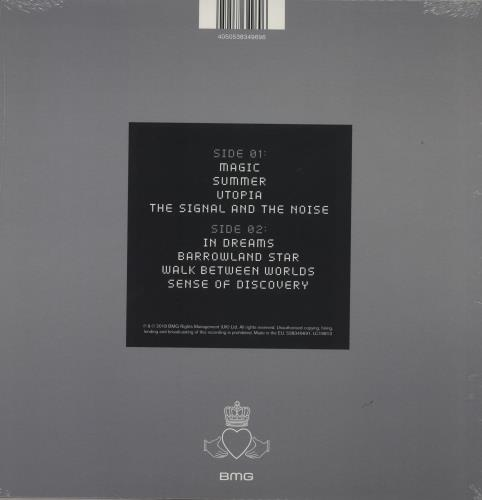 Simple Minds Walk Between Worlds picture disc LP (vinyl picture disc album) UK SIMPDWA760809