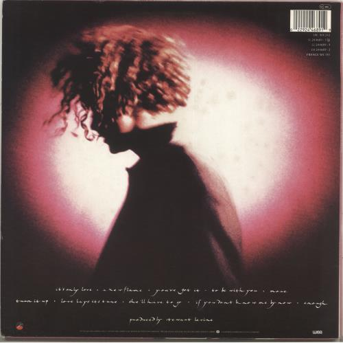 Simply Red A New Flame vinyl LP album (LP record) UK REDLPAN425054