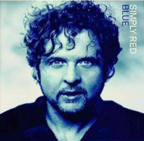 Simply Red Blue CD album (CDLP) UK REDCDBL252941