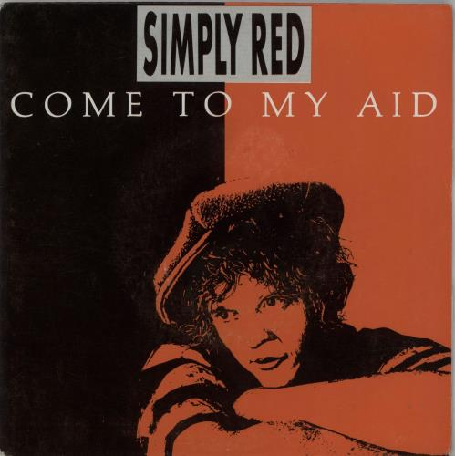 """Simply Red Come To My Aid 7"""" vinyl single (7 inch record) French RED07CO20888"""