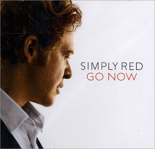 """Simply Red Go Now CD single (CD5 / 5"""") US REDC5GO482112"""