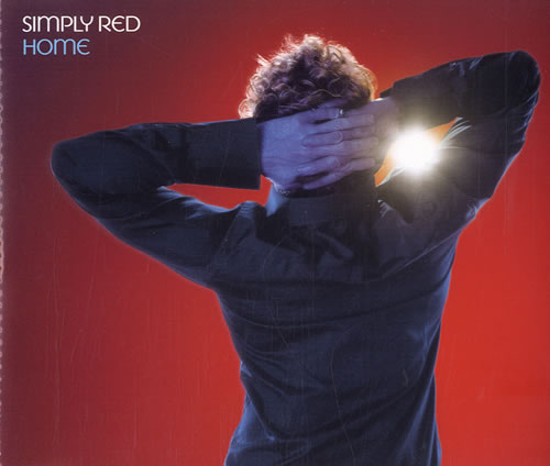 """Simply Red Home - Part 1 CD single (CD5 / 5"""") UK REDC5HO549554"""