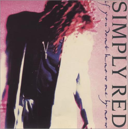 """Simply Red If You Don't Know Me By Now CD single (CD5 / 5"""") US REDC5IF52128"""