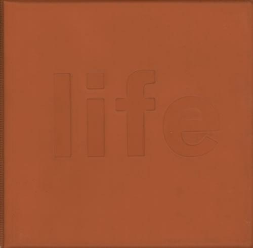 Simply Red Life - Ring Binder + CD Singles box set UK REDBXLI593644