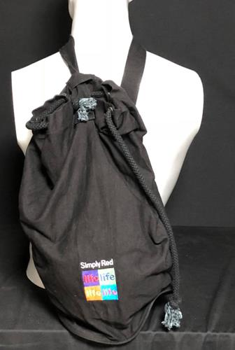 Simply Red Life Laundry Bag memorabilia UK REDMMLI711685