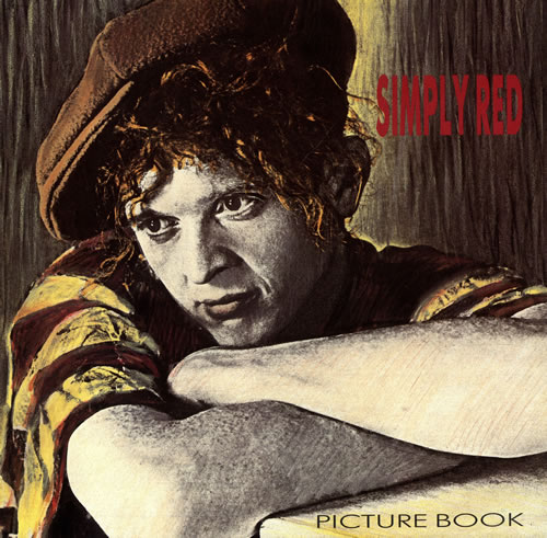 Simply Red Picture Book - Complete vinyl LP album (LP record) German REDLPPI485303
