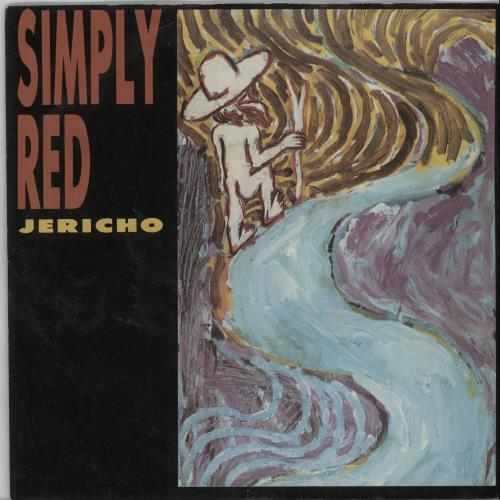 """Simply Red Quantity of Five 7"""" Singles 7"""" vinyl single (7 inch record) UK RED07QU648470"""