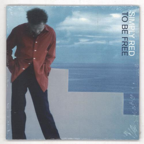 "Simply Red To Be Free CD single (CD5 / 5"") German REDC5TO733090"
