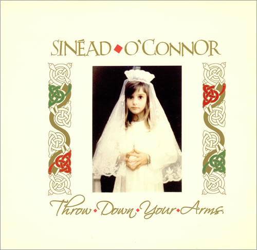 Sinead O'Connor Throw Down Your Arms 2-LP vinyl record set (Double Album) US SIN2LTH468249