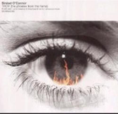"Sinead O'Connor Troy CD single (CD5 / 5"") UK SINC5TR220585"