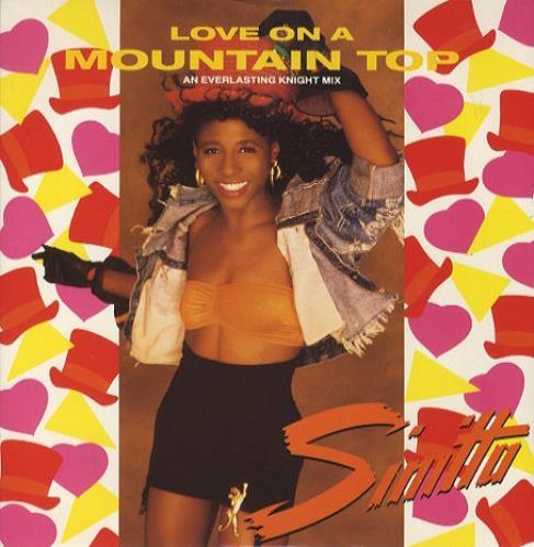 "Sinitta Love On A Mountain Top - Everlasting Knight Mix 12"" vinyl single (12 inch record / Maxi-single) UK SIT12LO44790"