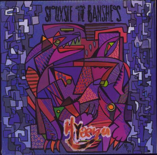Siouxsie & The Banshees Hyaena - 180gm vinyl LP album (LP record) UK SIOLPHY741323