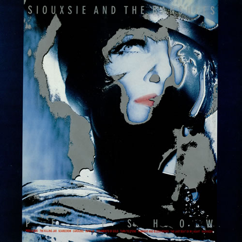 Siouxsie & The Banshees Peepshow vinyl LP album (LP record) UK SIOLPPE459850