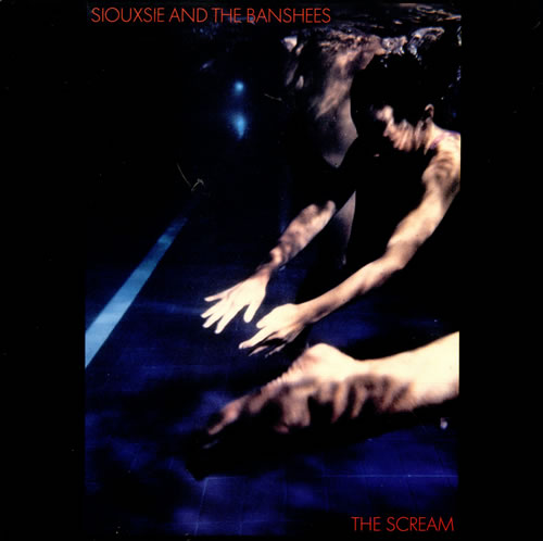 Siouxsie & The Banshees The Scream vinyl LP album (LP record) UK SIOLPTH171424