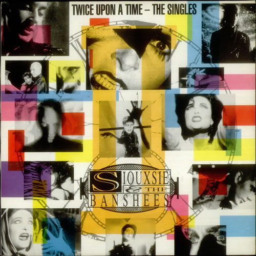 Siouxsie & The Banshees Twice Upon A Time - The Singles 2-LP vinyl record set (Double Album) UK SIO2LTW546039