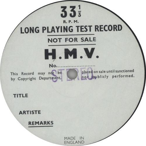 Sir Thomas Beecham More Beecham Lollipops - 2 x 1-sided Test Pressing 2-LP vinyl record set (Double Album) UK U3R2LMO649073